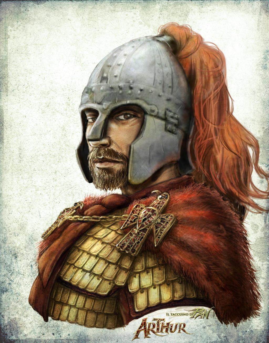 King Arthur by Panaiotis