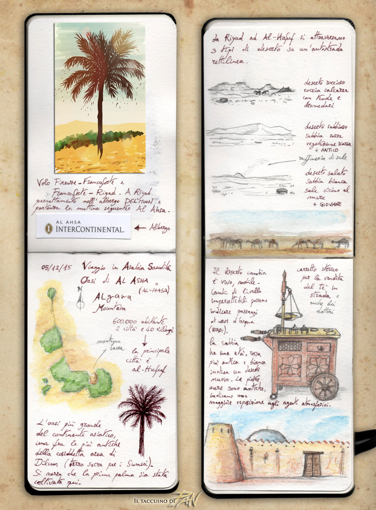 Travel in Saudi Arabia 01 by Panaiotis