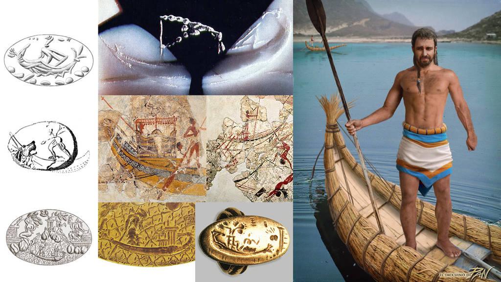 Minoan Crafts (Boatman) - PaN by Panaiotis