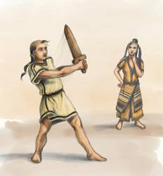 Mycenaean kids