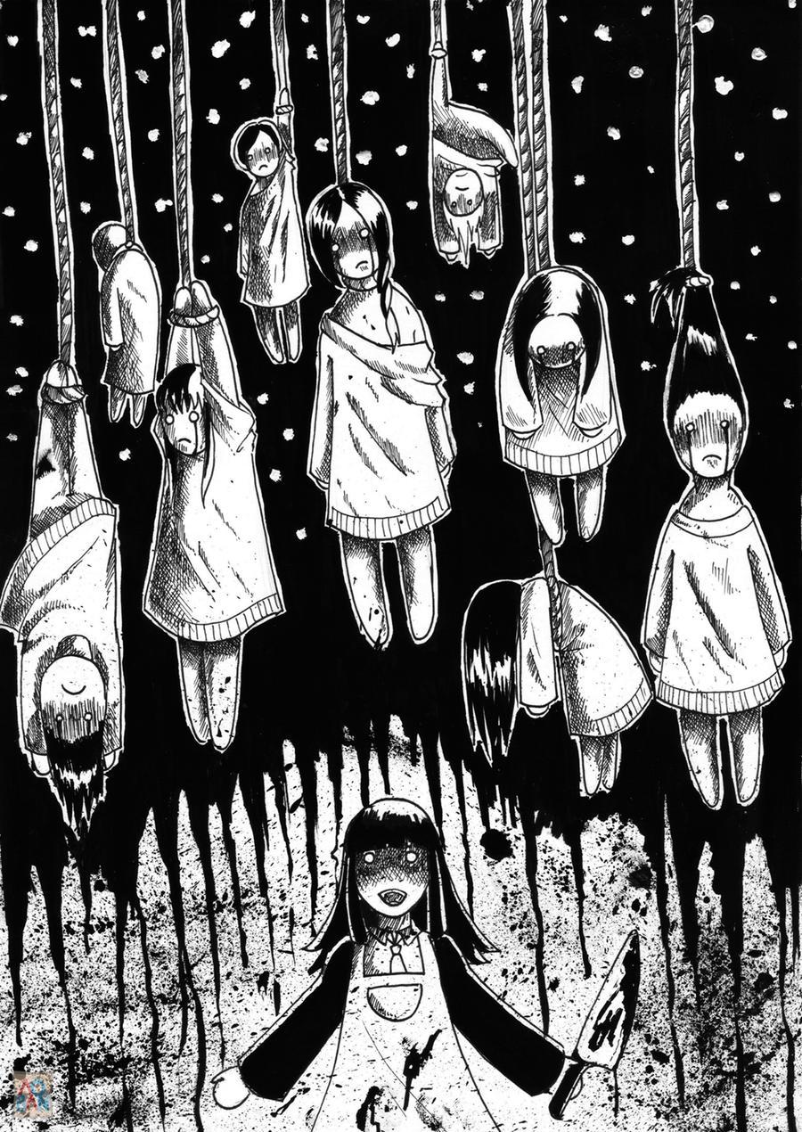 Hanged Dolls World by AOBAN