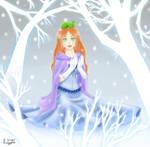 Winter Magic by Lunatta