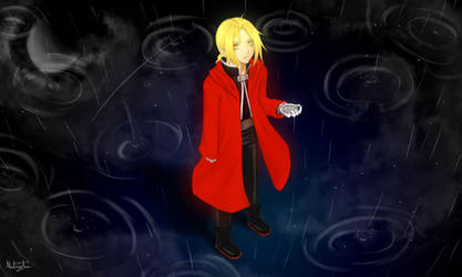 Edward Elric All is one, one is all