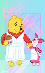 Winnie the Pooh and Piglet (Gender+Video)