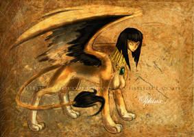 Sphinx by CottonValent