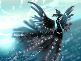 Bluefish by CottonValent