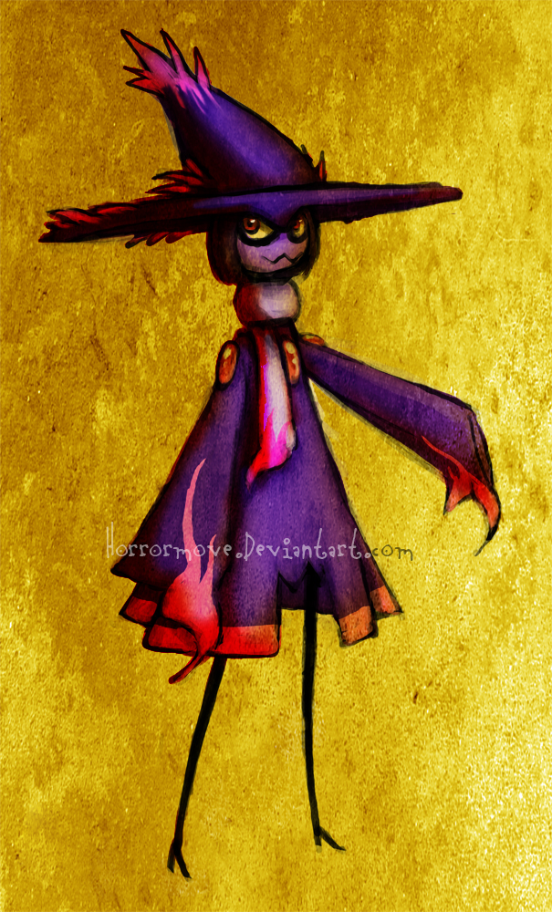 Mismagius by CottonValent