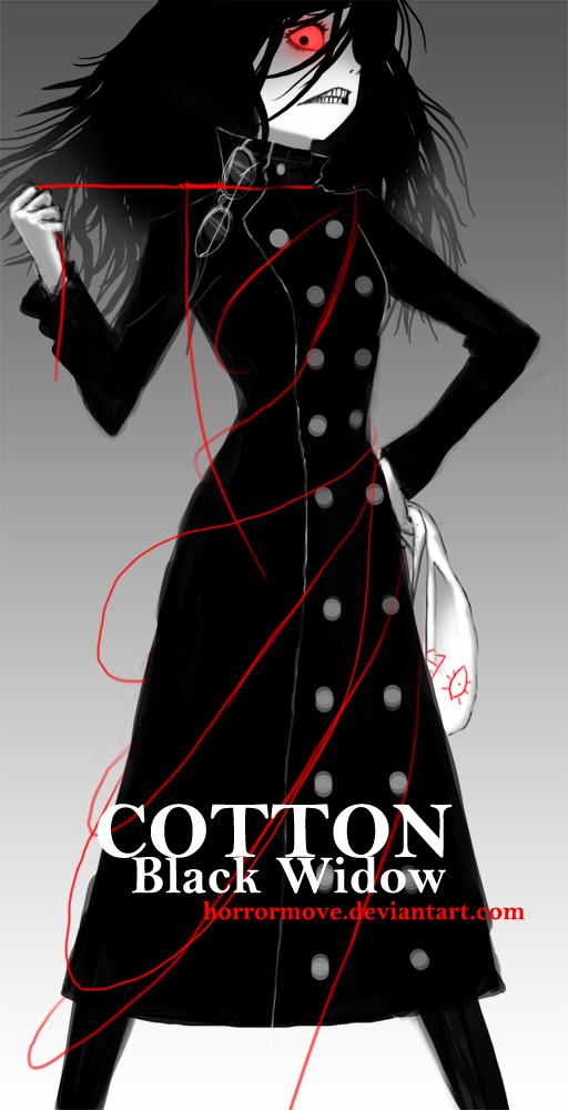 Black Widow by CottonValent