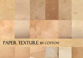 Paper Texture by Cotton by CottonValent