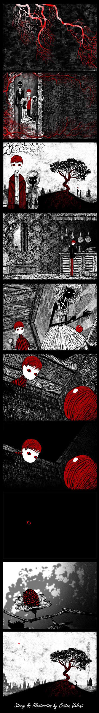 Red Fable - 00 The Robin by CottonValent