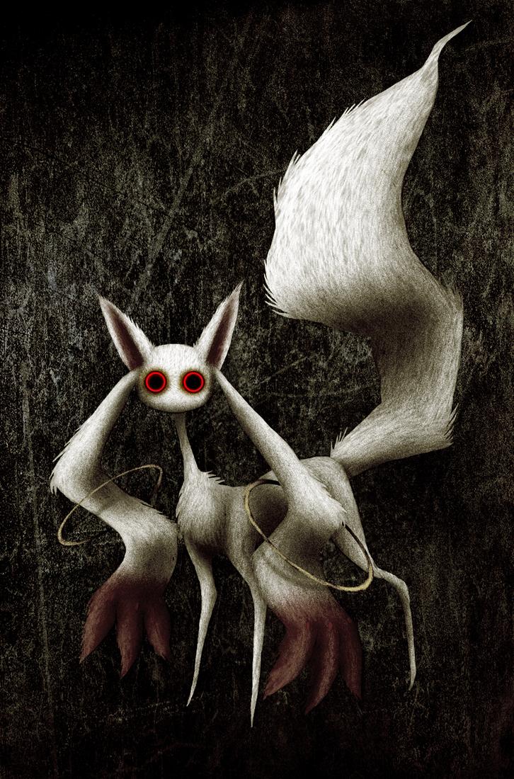 Kyubey by CottonValent