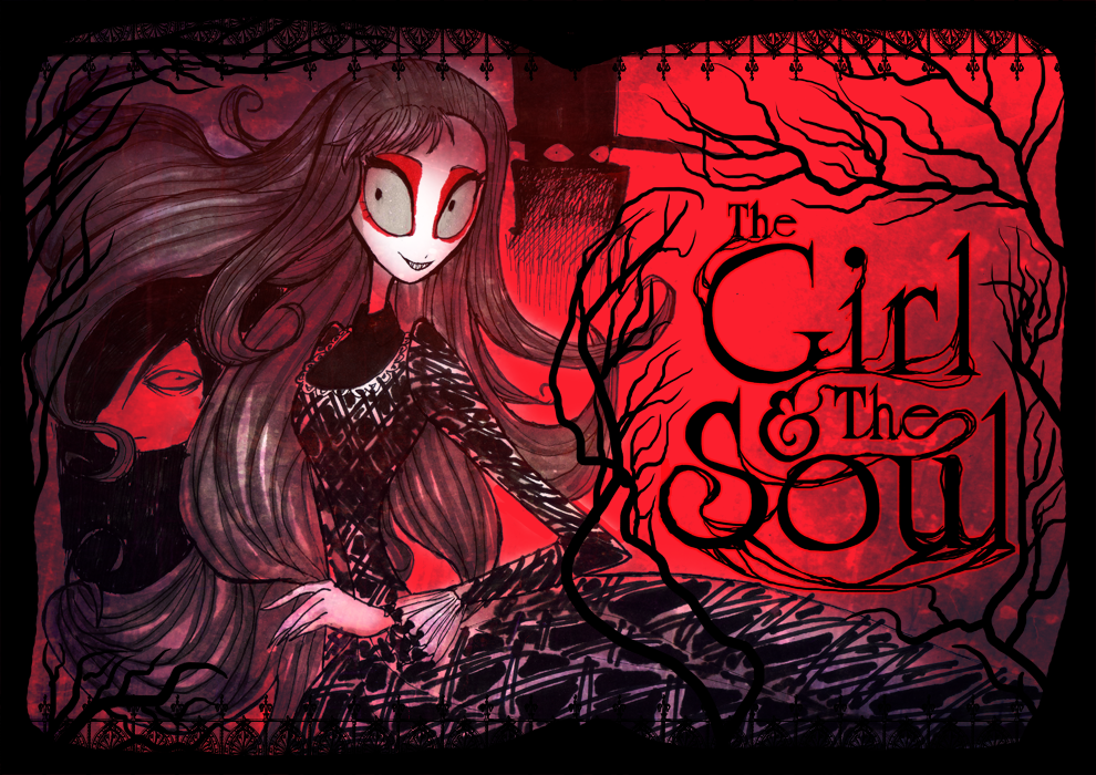 The girl and the soul - Patreon by CottonValent