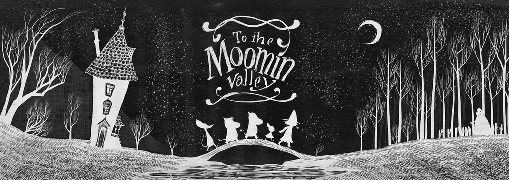 Moomin by CottonValent