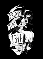 Friday The 13th - 2017 by CottonValent