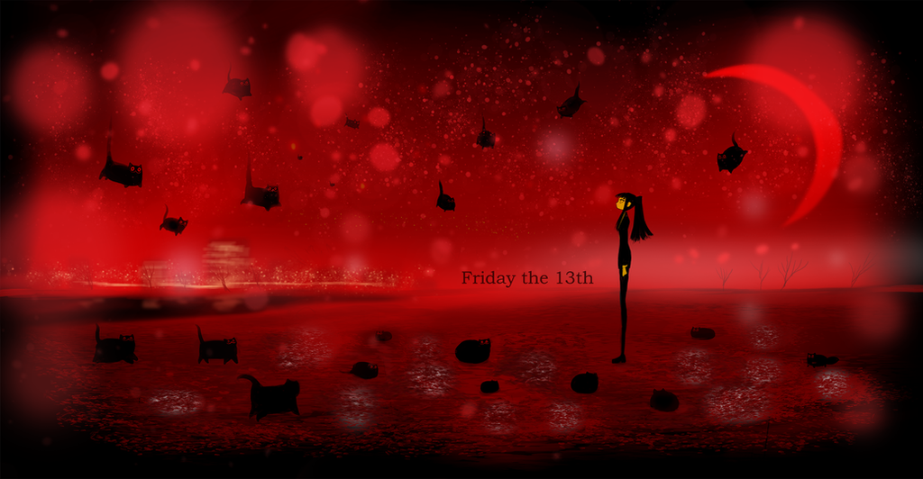 Friday the 13th by CottonValent