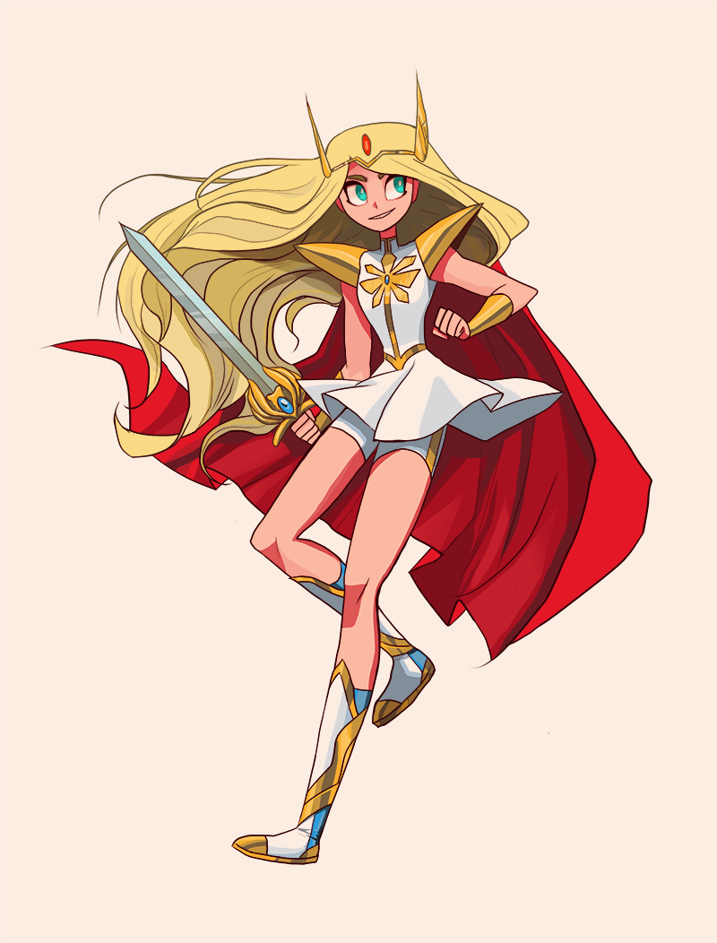 SheRa by CottonValent