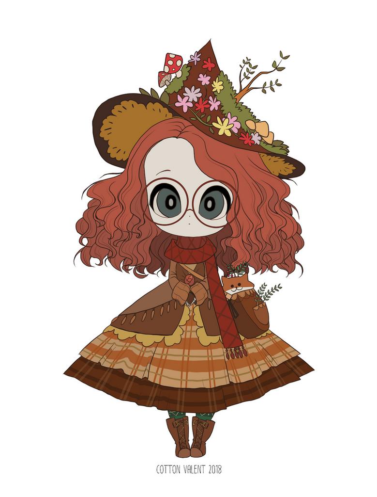 COMM - PumpkinPromise by CottonValent