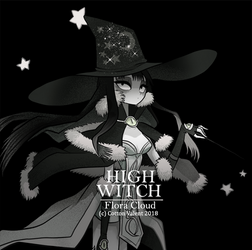 Flora High Witch by CottonValent