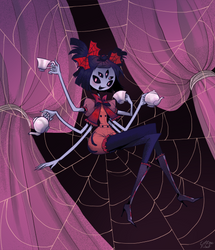 Muffet by CottonValent