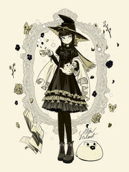 Among the autumn