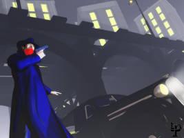 The Shadow by leroysquab