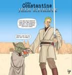 John Constantine - Jedi Knight