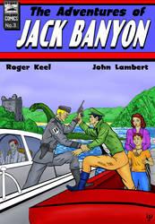 Jack Banyon #3 cover