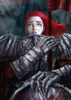 Warrior by EvilInspiration