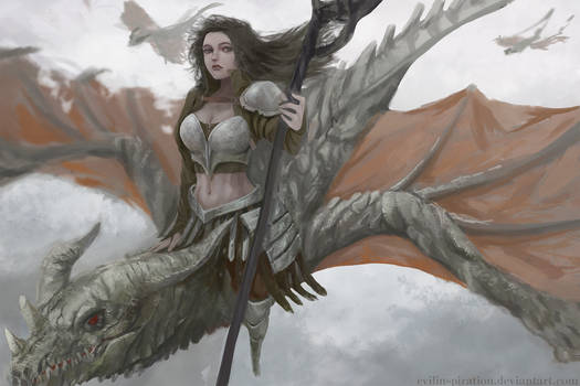 The Queen of the Dragons