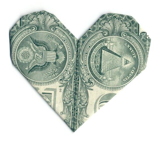 hearts money