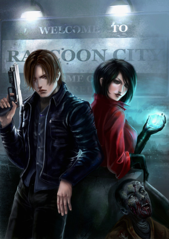 Resident Evil 6 by Elistraie