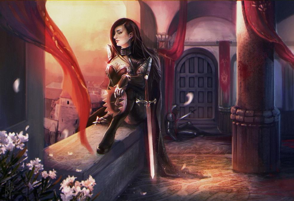 Royal Assassin by Elistraie