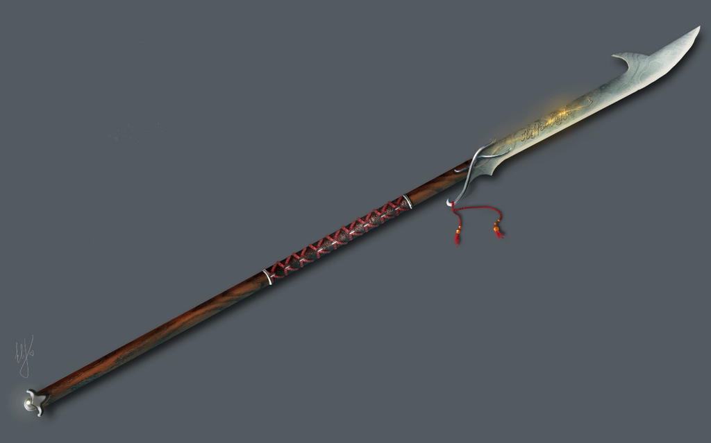 Eithalash (Glaive) by Elistraie