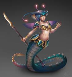 Serpentae by Elistraie