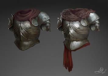 Iron Armor by Elistraie