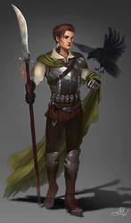 Glave warrior concept