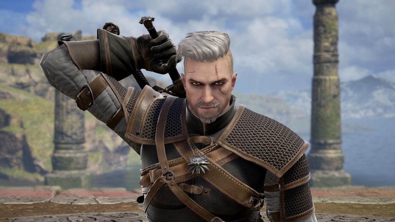 Sc6 Mod Geralt Olgierd S Hairstyle By Segadordelinks On