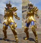 SC6 Mod - Pisces Armor by Segadordelinks