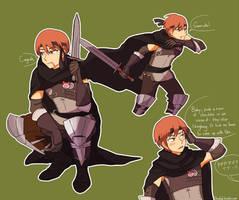 Gaius by sheebal