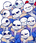 I looked at this. And it needs more Sans