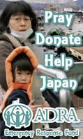 Help Japan Thru ADRA by jacquelynvansant
