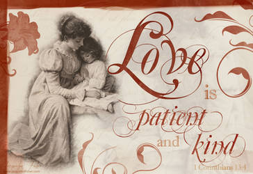Love Series I by jacquelynvansant