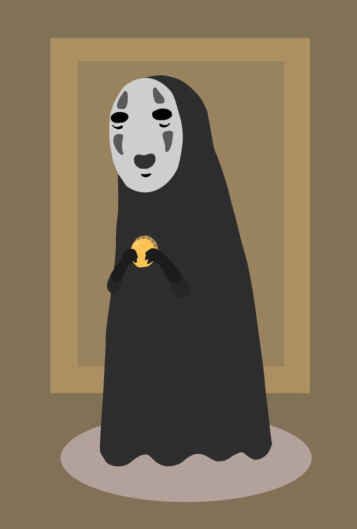 No-face by RionChaw