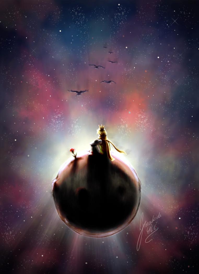 Le Petit Prince By Grzadziela