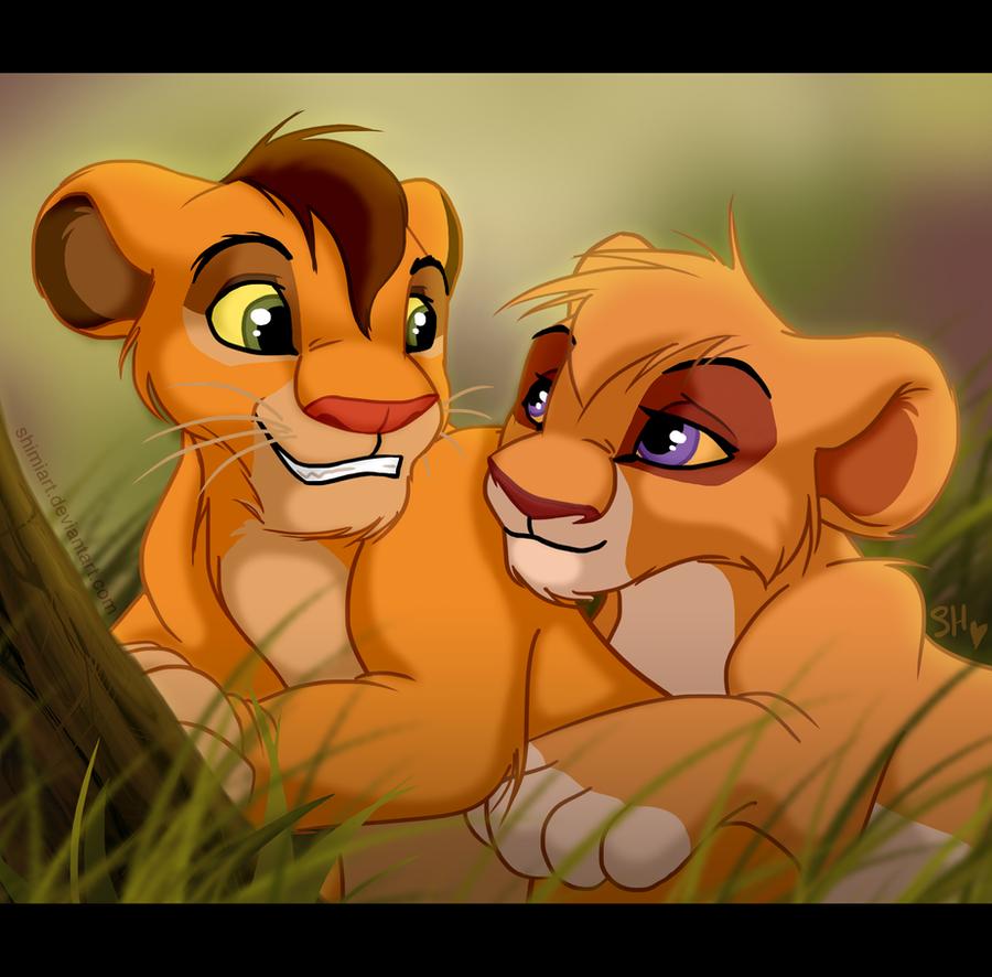 The lion king vitani and kopa - photo#11
