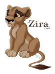 Cub Zira