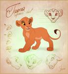 Tama Reference Sheet