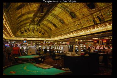 Tropicana Casino Las Vegas by LukeParker