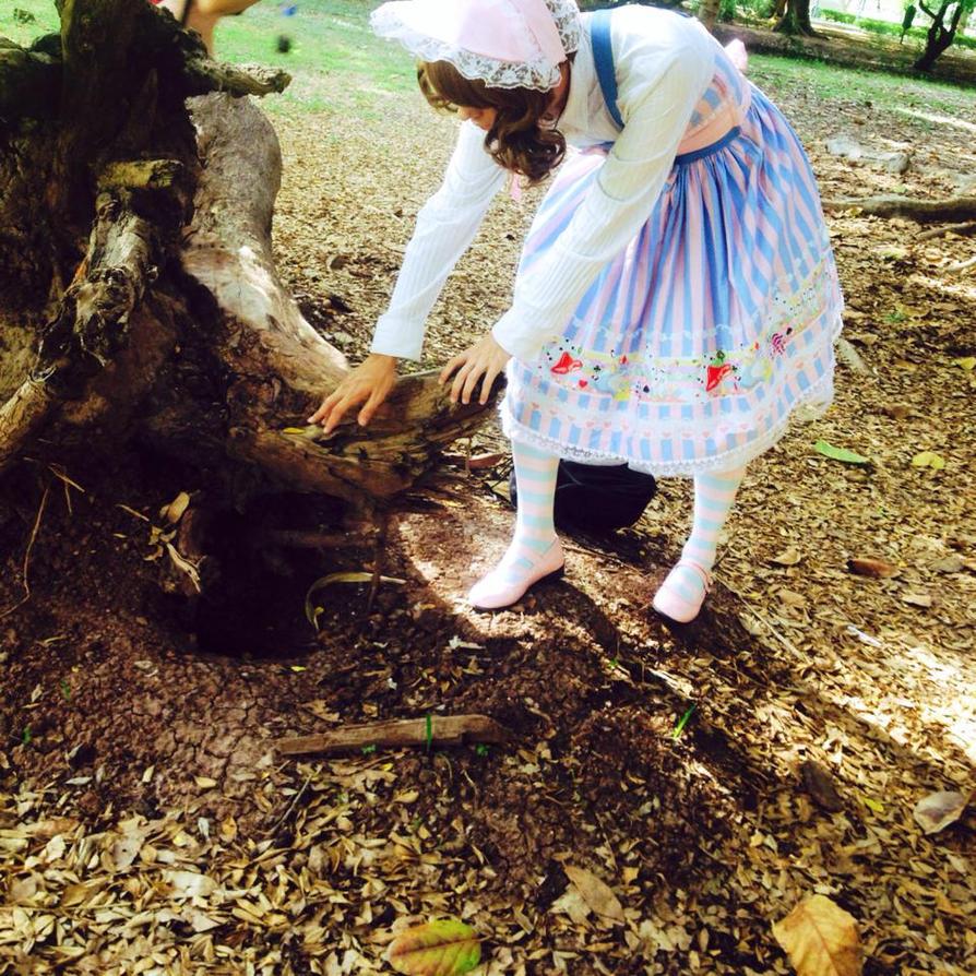 Alice in wonderland by sebasmermaid