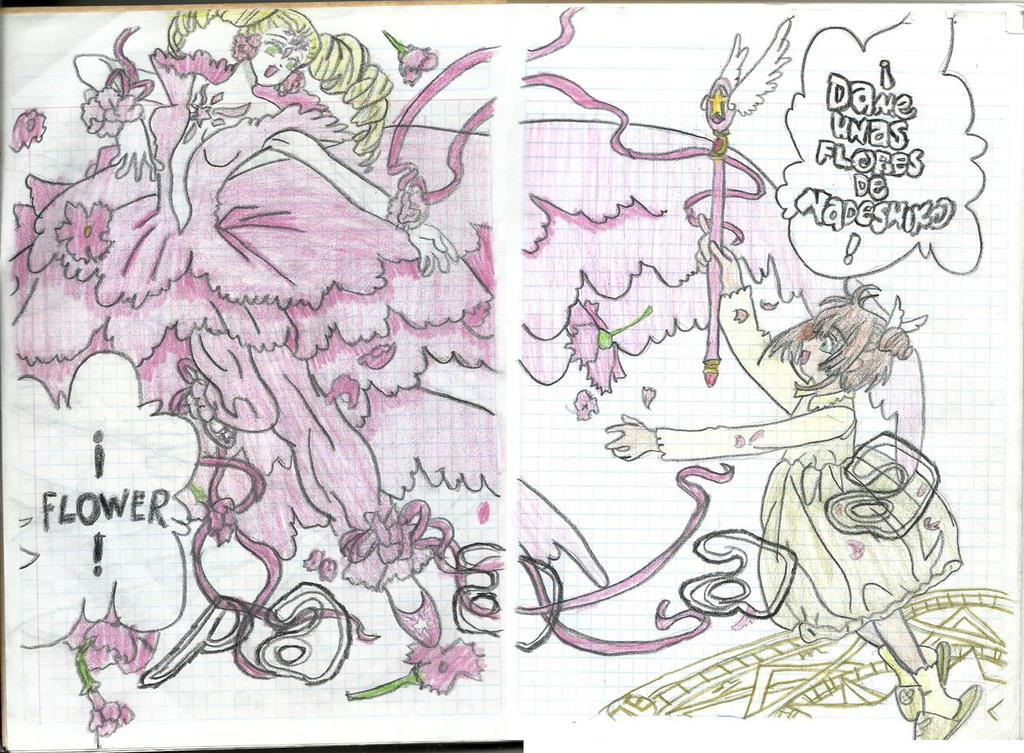 Nadeshiko flowers by sebasmermaid